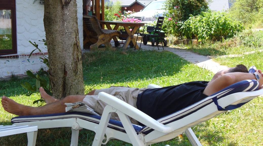 Die pure Entspannung auf dem Mooshof