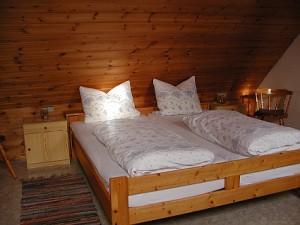 Zwei getrennte Schlafzimmer